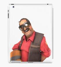 Creepy Uncle.Jpeg iPad Case/Skin