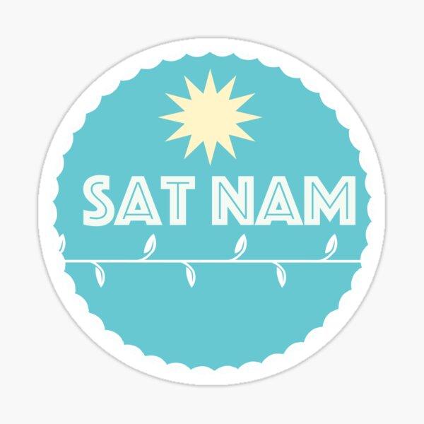 Sat Nam  Sticker