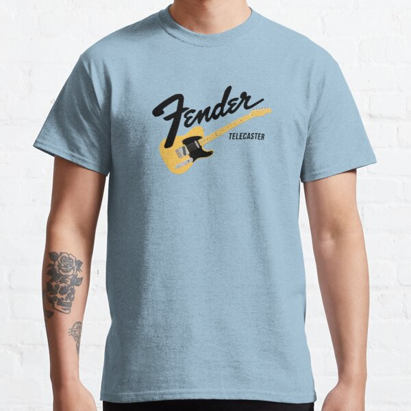 Telecaster Guitar Classic T-Shirt