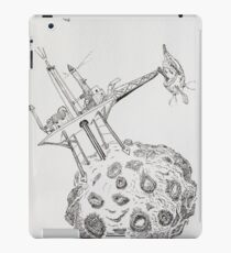 Asteroid Mining iPad Case/Skin