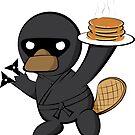 Platypus Ninja by ninjapancake