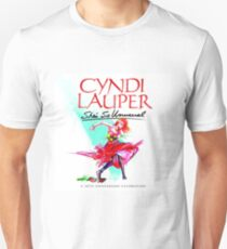 CYNDI LAUPER SHE'S SO UNUSUAL T-Shirt