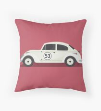Herbie Throw Pillow