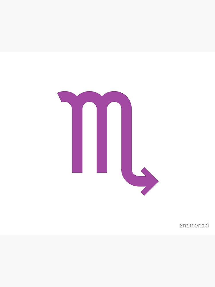 ♏ Scorpio, Zodiac Sign by znamenski