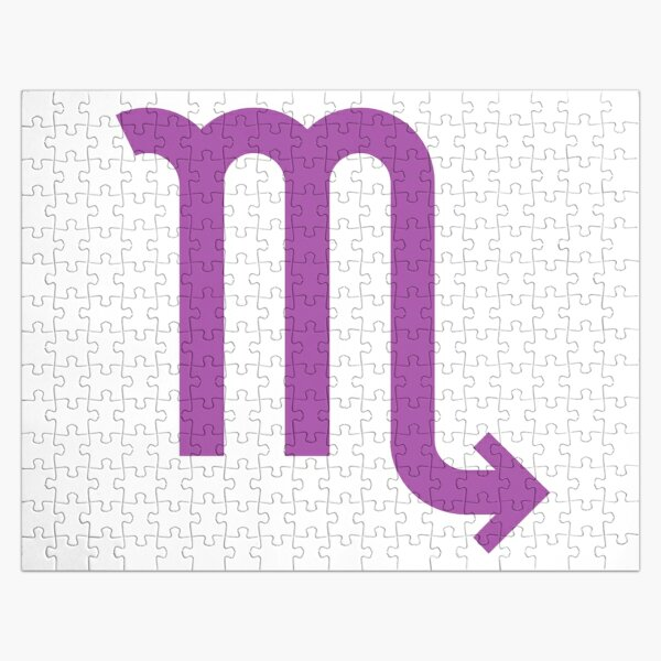 ♏ Scorpio, Zodiac Sign Jigsaw Puzzle