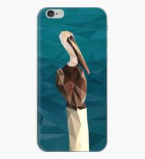 Low Poly Pelican iPhone-Hülle & Cover