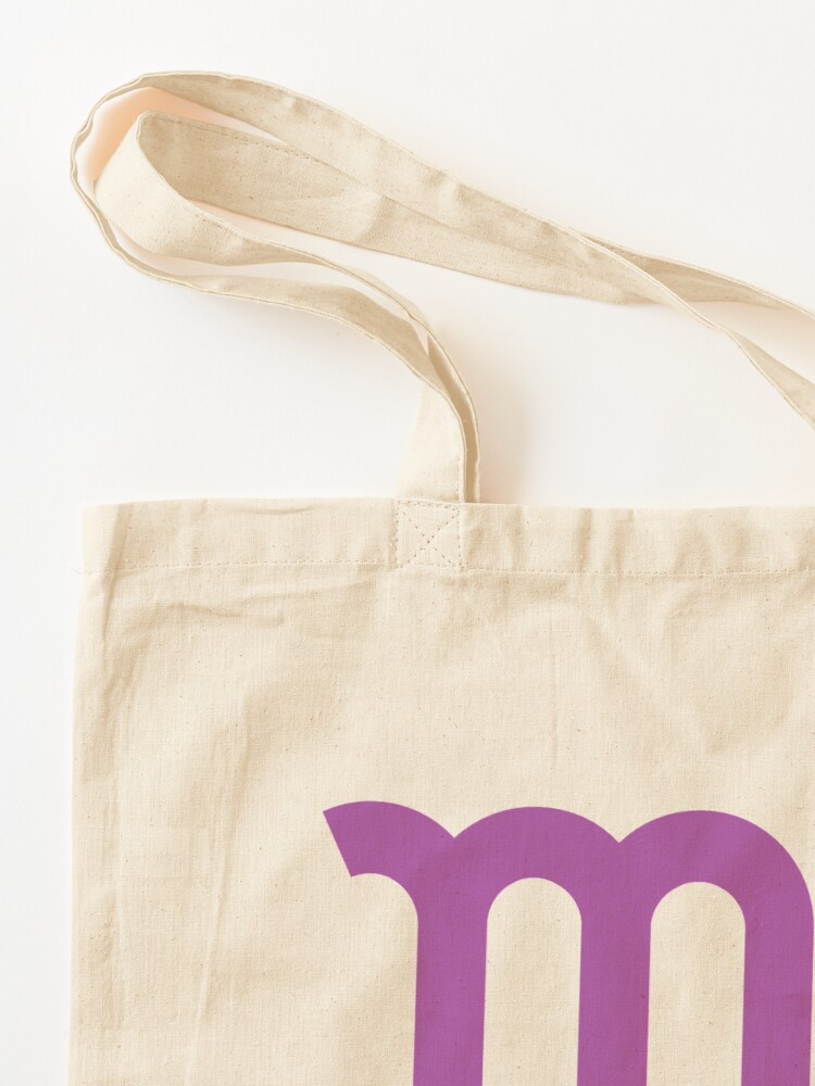 Alternate view of ♏ Scorpio, Zodiac Sign Tote Bag