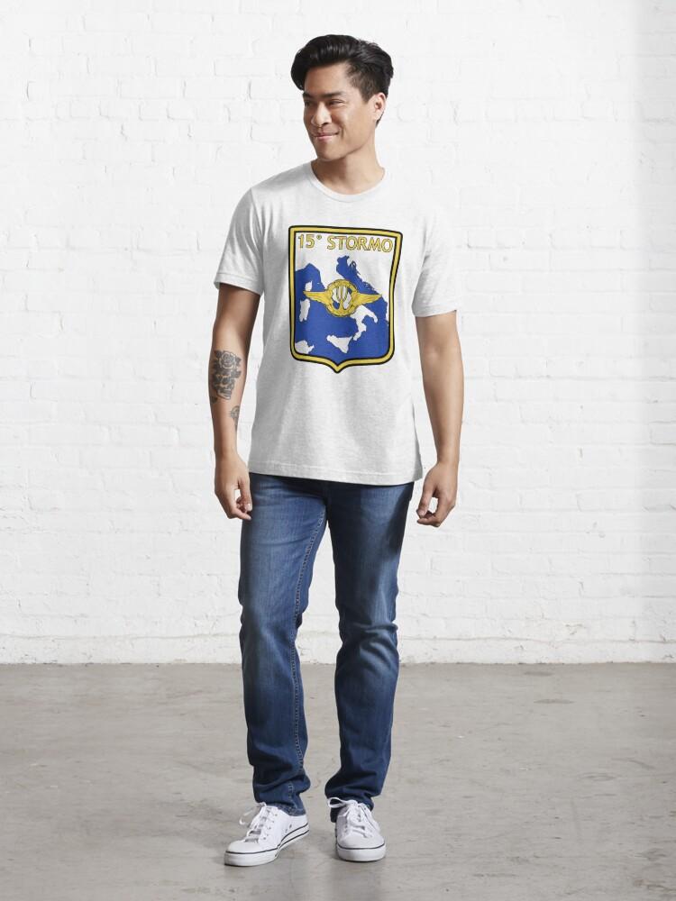 Alternate view of Model 131 - 14º Stormo Essential T-Shirt