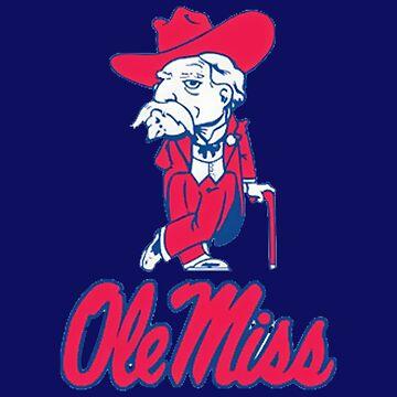 Ole Miss Mississippi by YaphiClimb