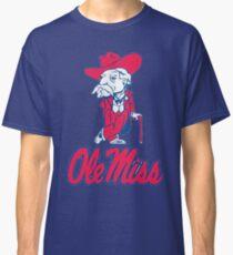 Ole Miss Mississippi Classic T-Shirt