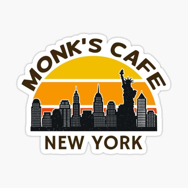 Monk's Cafe - New York Sticker