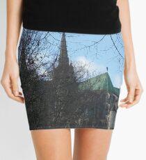 Monuments Mini Skirt