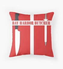 Dexter-Bay Harbor Butcher Throw Pillow
