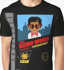 Super Gizmo World 1.5 FED3 Graphic T-Shirt