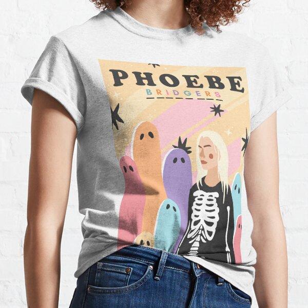 Phoebe Bridgers print Classic T-Shirt