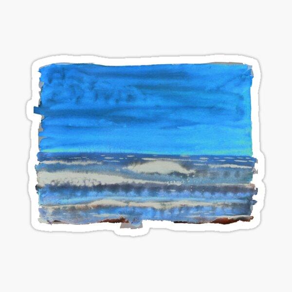 Peau de Mer • Sea's Skin • Piel de Mar Sticker
