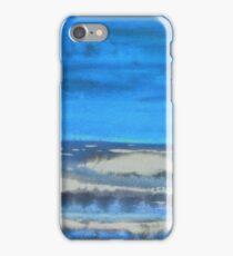 Peau de Mer • Sea's Skin • Piel de Mar iPhone Case/Skin