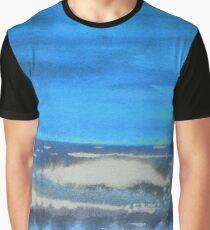 Peau de Mer • Sea's Skin • Piel de Mar Graphic T-Shirt