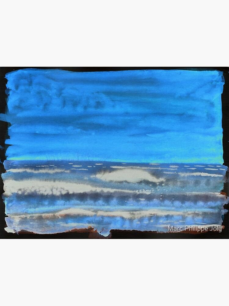 Peau de Mer • Sea's Skin • Piel de Mar by MarcPhilJoly