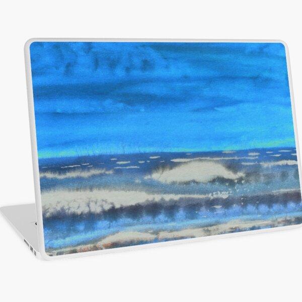 Peau de Mer • Sea's Skin • Piel de Mar Laptop Skin