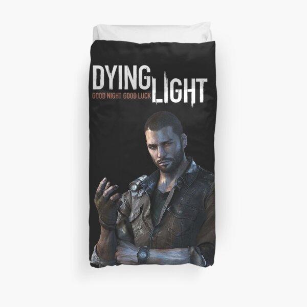 Dying Light Duvet Cover