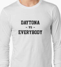 Daytona vs Everybody Long Sleeve T-Shirt