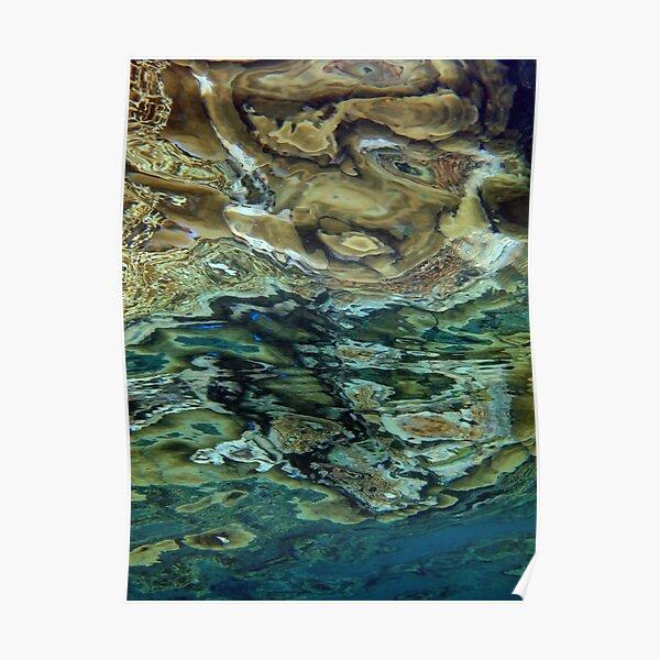 Reeflections at Sanaroa Poster