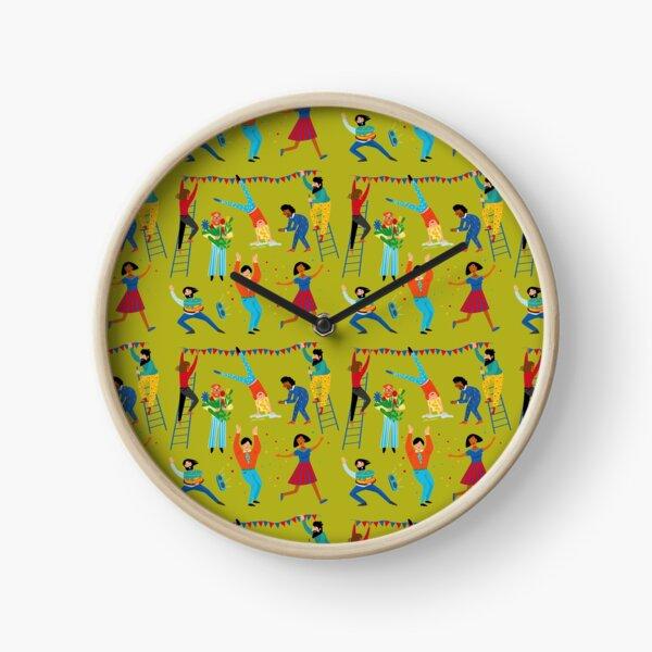 Birthday Party Clock