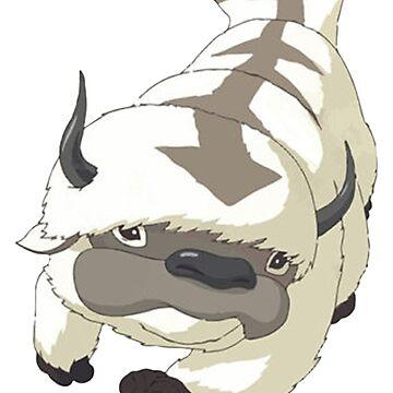 APPA SKY BISON Japanese Anime, Flying, The Last Airbender Avatar by sandy89