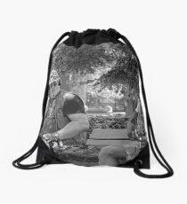 Singalong Drawstring Bag