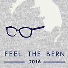 «Bernie Sanders - Siente el Berna» de SarGraphics