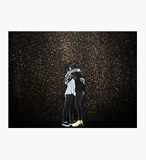 The Hug (Larry Stylinson) Photographic Print