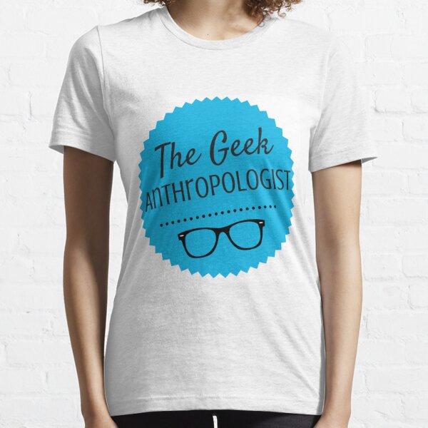 The Geek Anthropologist Logo Essential T-Shirt