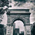 Washington Square Arch by Jessica Jenney