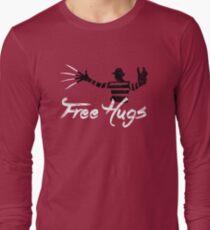 Free Hugs Freddy Long Sleeve T-Shirt
