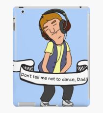 Jimmy Jr.  iPad Case/Skin