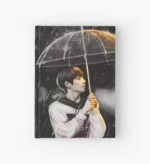 Rainy Jungkook  Hardcover Journal
