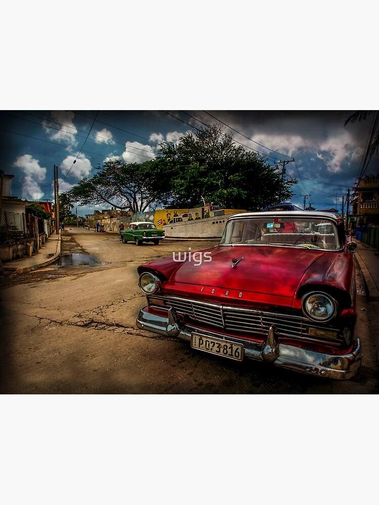 Good old Cuba.... by wigs