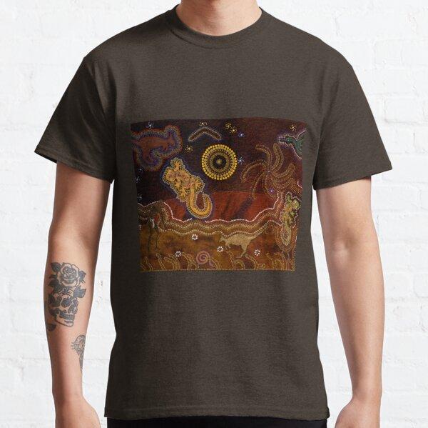 Desert Heat (Australian Outback Art) Classic T-Shirt