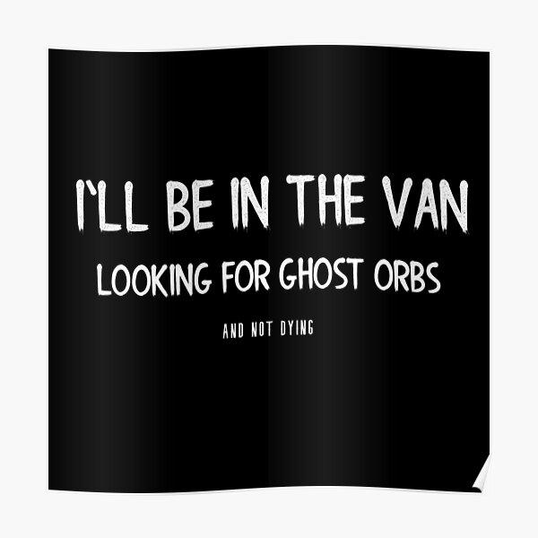 Auf der Suche nach Ghost Orbs Poster
