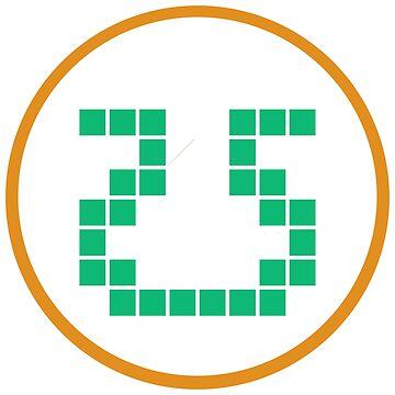 8bit inkwell Logo Color by SierraRae
