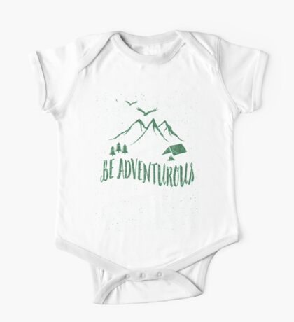 BE ADVENTUROUS Kids Clothes