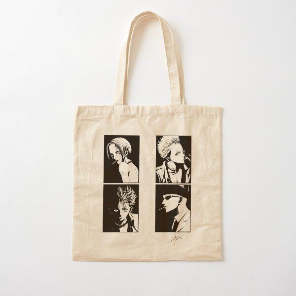 Black Stones Cotton Tote Bag