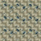 Fabric Pattern 1 by JimPavelle
