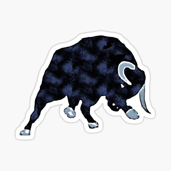 Wall Street Bull Market Series 1 Sticker