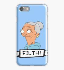 Edith Cranwinkle iPhone Case/Skin