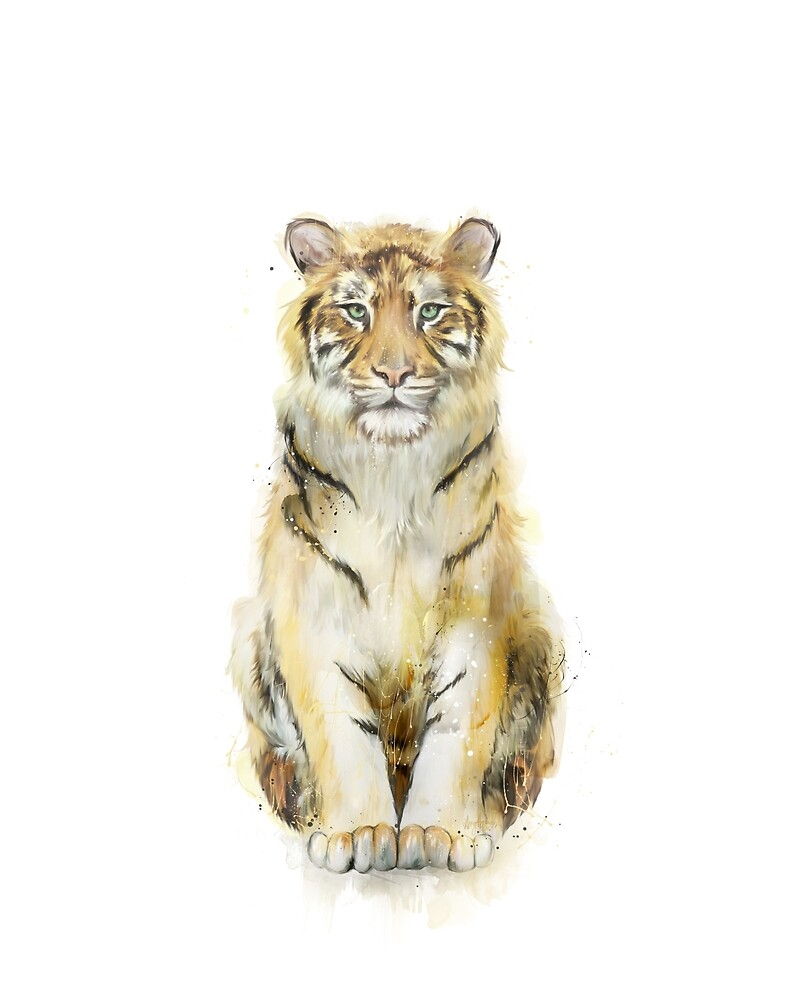 Tiger // Sound von Amy Hamilton
