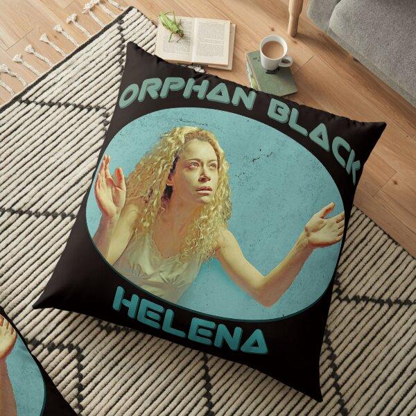 OrphanBlack CloneClub Sestras Helena DYAD Clone Club Orphan Black Fanart Floor Pillow