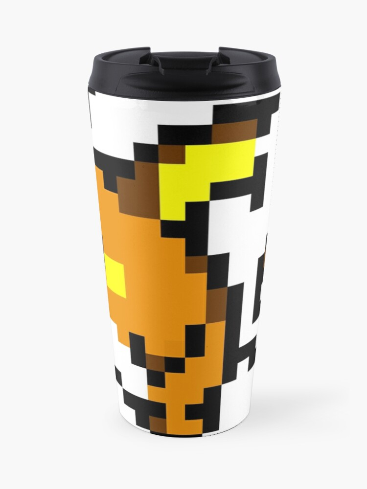 Pokemon 8 Bit Pixel Raichu 026 Travel Mug