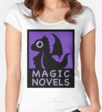 Magic Novels Women's Fitted Scoop T-Shirt